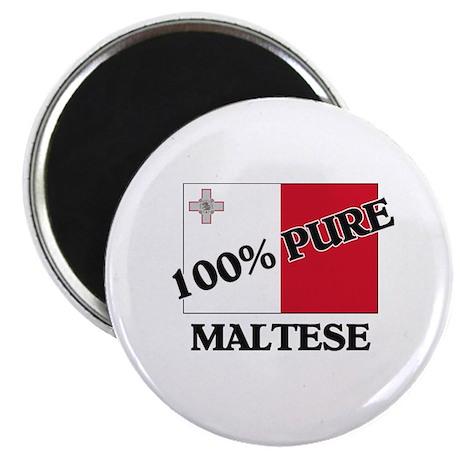 100 Percent MALTESE Magnet