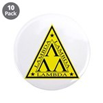 "Lambda Lambda Lambda 3.5"" Button (10 pack)"