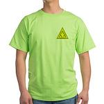 Lambda Lambda Lambda Green T-Shirt