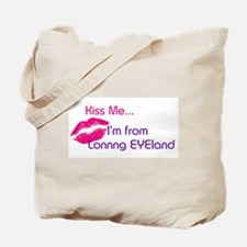 KISS: LONG ISLAND Tote Bag