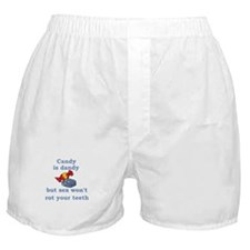 Candy is dandy Boxer Shorts