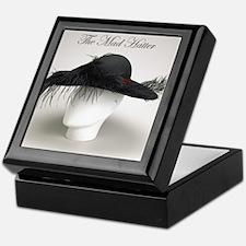 The Mad Hatter - Millinery Keepsake Box