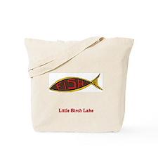 225 Fish in a fish Tote Bag