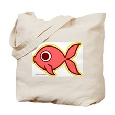 Fishy Fishy Tote Bag