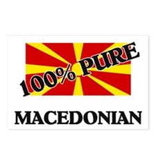 100 Percent MACEDONIAN Postcards (Package of 8)