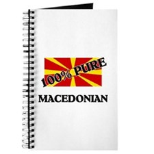100 Percent MACEDONIAN Journal