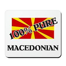 100 Percent MACEDONIAN Mousepad