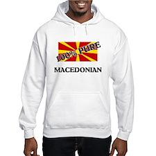 100 Percent MACEDONIAN Hoodie