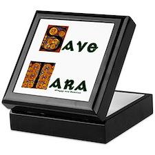 Save Tara Keepsake Box