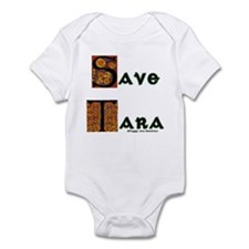 Save Tara Infant Bodysuit