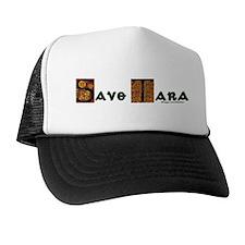 Save Tara Trucker Hat