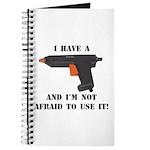 I Have A Glue Gun Journal