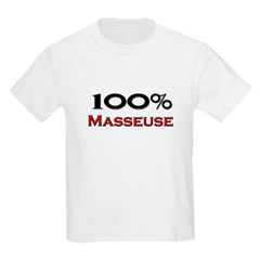 100 Percent Masseuse T-Shirt