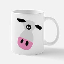 Cow Face Mug