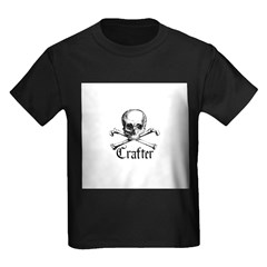 Crafter - Skull and Crossbone T