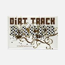 Dirt Racer 2 Rectangle Magnet