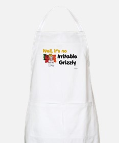 Irritable Grizzly BBQ Apron