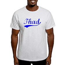Vintage Thad (Blue) T-Shirt
