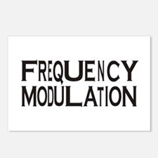 Frequency Postcards (Package of 8)