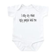 ugly Infant Bodysuit