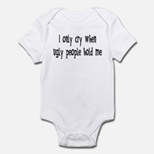 ugly Infant Bodysuit