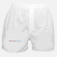 Thermodynamics Boxer Shorts