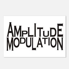 Amplitude Postcards (Package of 8)