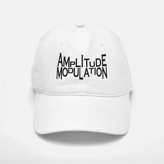 Amplitude Baseball Baseball Cap