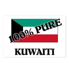 100 Percent KUWAITI Postcards (Package of 8)