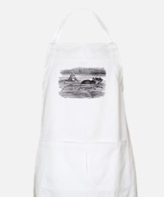 Alice and the Mouse BBQ Apron