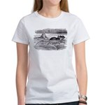 Alice and the Mouse Women's T-Shirt
