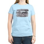 Alice and the Mouse Women's Light T-Shirt