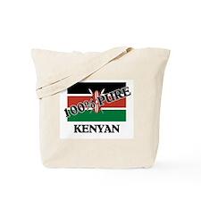 100 Percent KENYAN Tote Bag