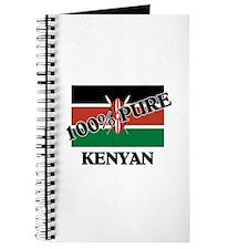 100 Percent KENYAN Journal