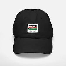 100 Percent KENYAN Baseball Hat