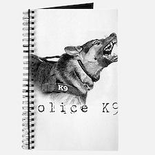 Cute Deputy sheriff Journal