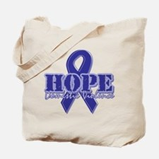 Hope Domestic Violence Tote Bag