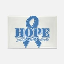 Hope - Scleroderma Rectangle Magnet (100 pack)