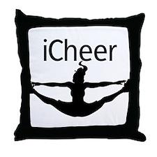 iCheer Throw Pillow