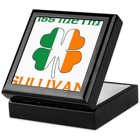 Sullivan Family Keepsake Box