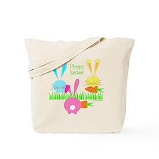 Easter Rabbits Tote Bag