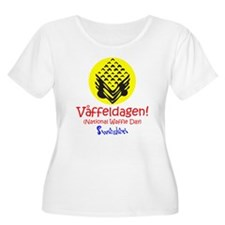 Swedish National Waffle Day T-Shirt