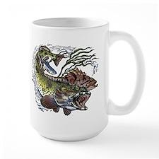 Lingcod, Rockfish & Salmon Mug