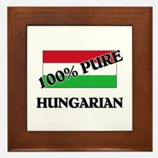 100 Percent HUNGARIAN Framed Tile