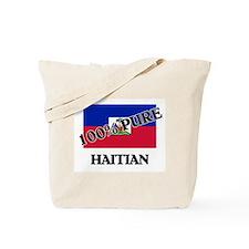 100 Percent HAITIAN Tote Bag