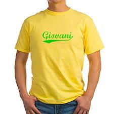 Vintage Giovani (Green) T