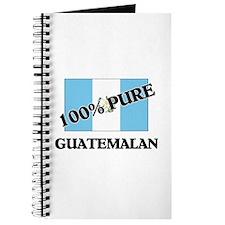 100 Percent GUATEMALAN Journal