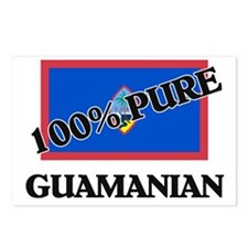 100 Percent GUAMANIAN Postcards (Package of 8)