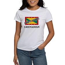 100 Percent GRENADIAN Tee
