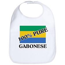 100 Percent GABONESE Bib